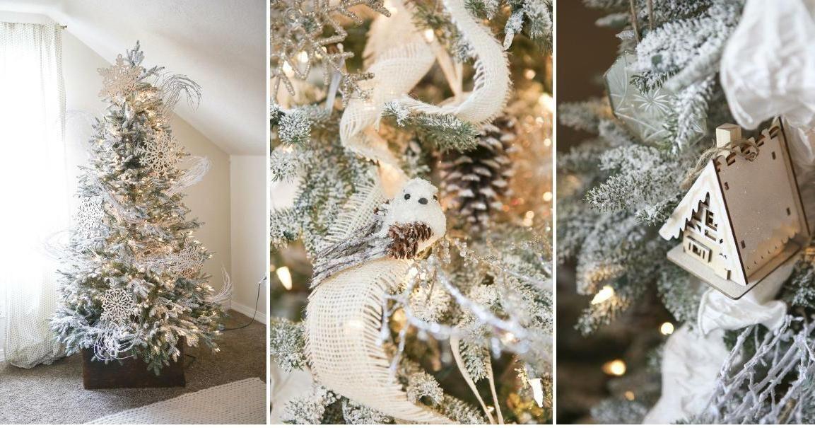 C mo decorar tu rbol de navidad paso a paso decoraci n red facilisimo pinterest - Como decorar mi arbol de navidad ...