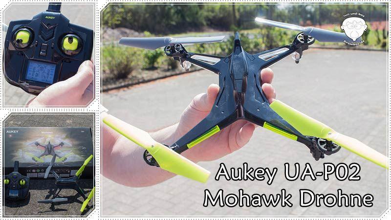 Aukey Mohawk Drohne im Test - Susi und Kay Projekte Wir testen die Aukey Mohawk Drohne, im Bericht findet ihr auch ein Video. Ich stelle euch die Drohne vor und lasse sie fliegen.  #Spielzeug #Drohne #Aukey #AukeyMohawk