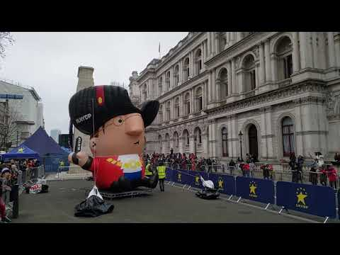 London New Years Day Parade 2020 VIDEO TOUR (Central