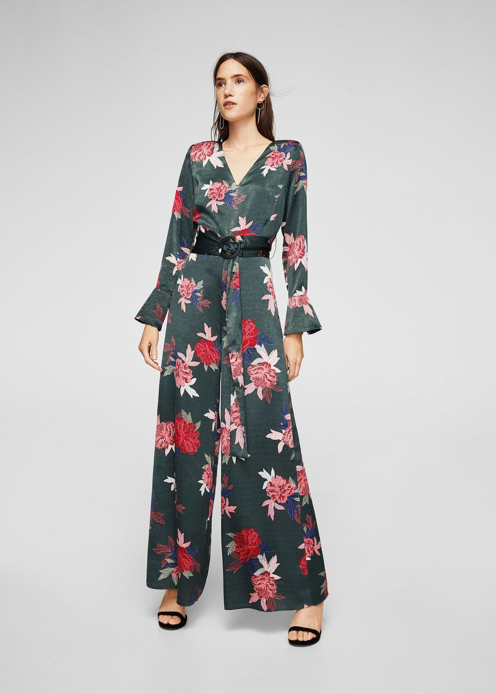 c8938d1095 Floral print jumpsuit - Women in 2019