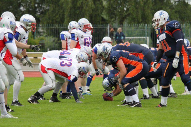 American Football Rostock