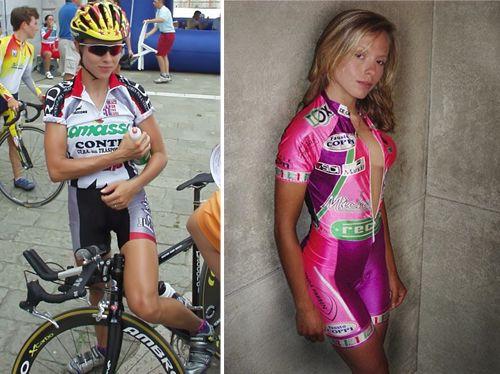 Lynn Gaggioli Cycling Girls 5cd123094