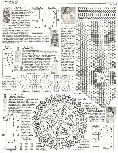 Receitas de Crochet: Blusa soft branca