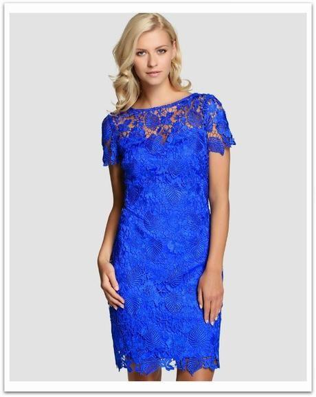 b67606087e894 vestidos con blonda para madrinas boda - Buscar con Google
