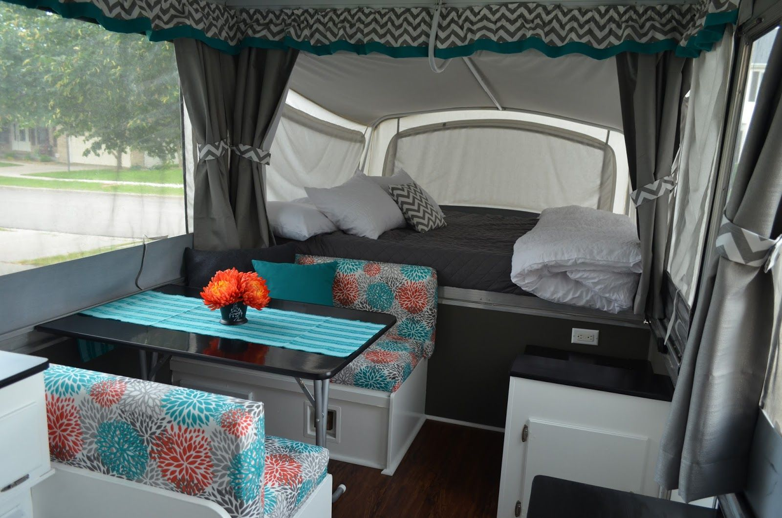 Pop Up Camper Remodel | campers and camping | Pinterest | Camper ...