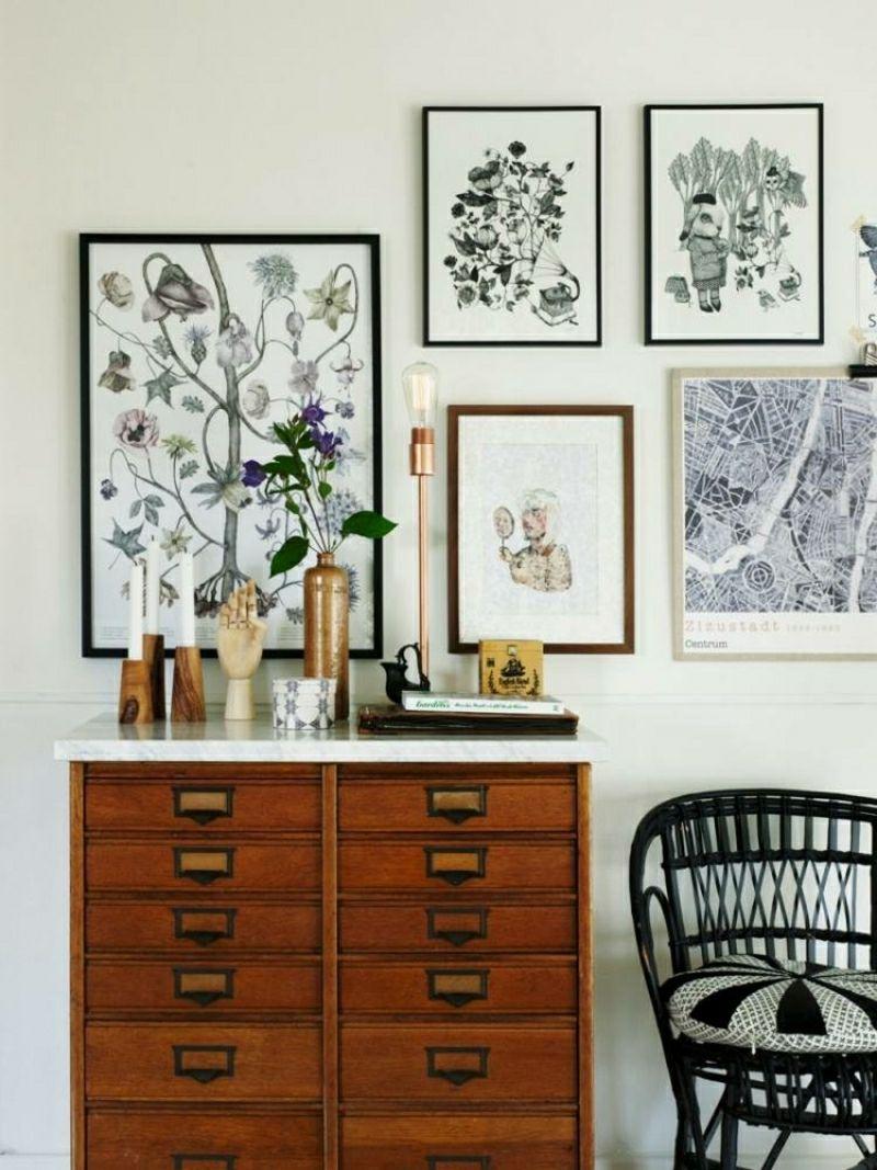 Wohnzimmer gestalten moderne ideen in 4 for Dekor wohnungen