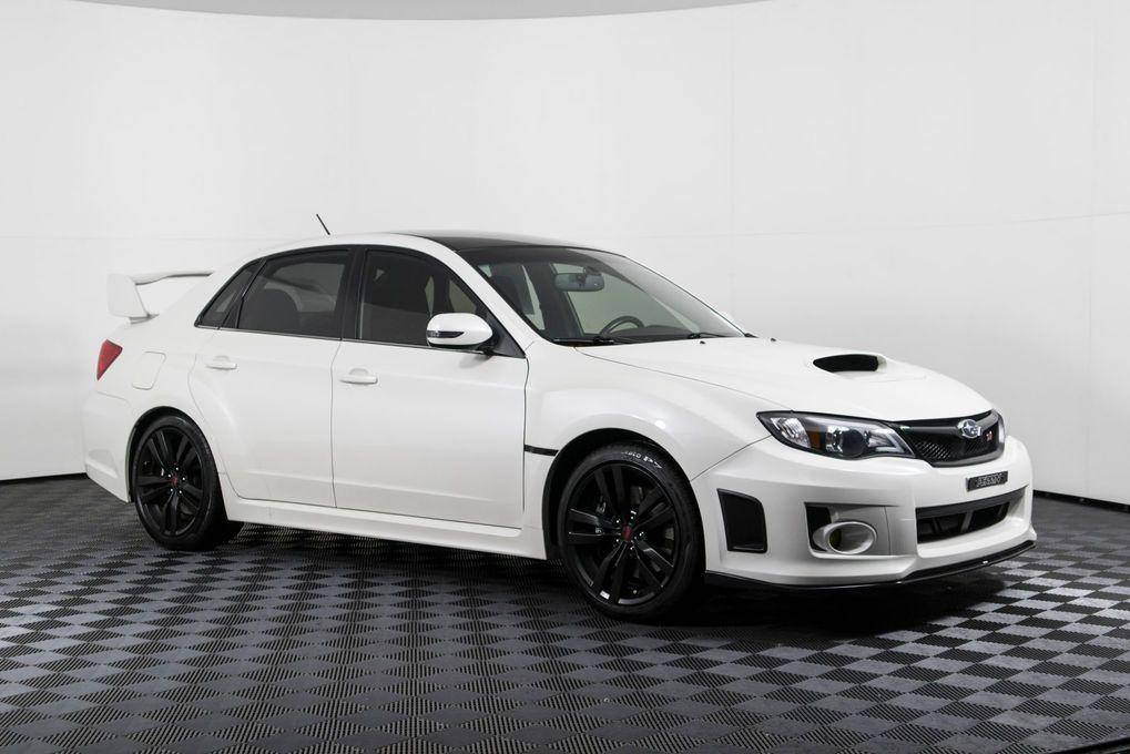 2013 Subaru Impreza WRX STi AWD One Owner 6 Speed Manual