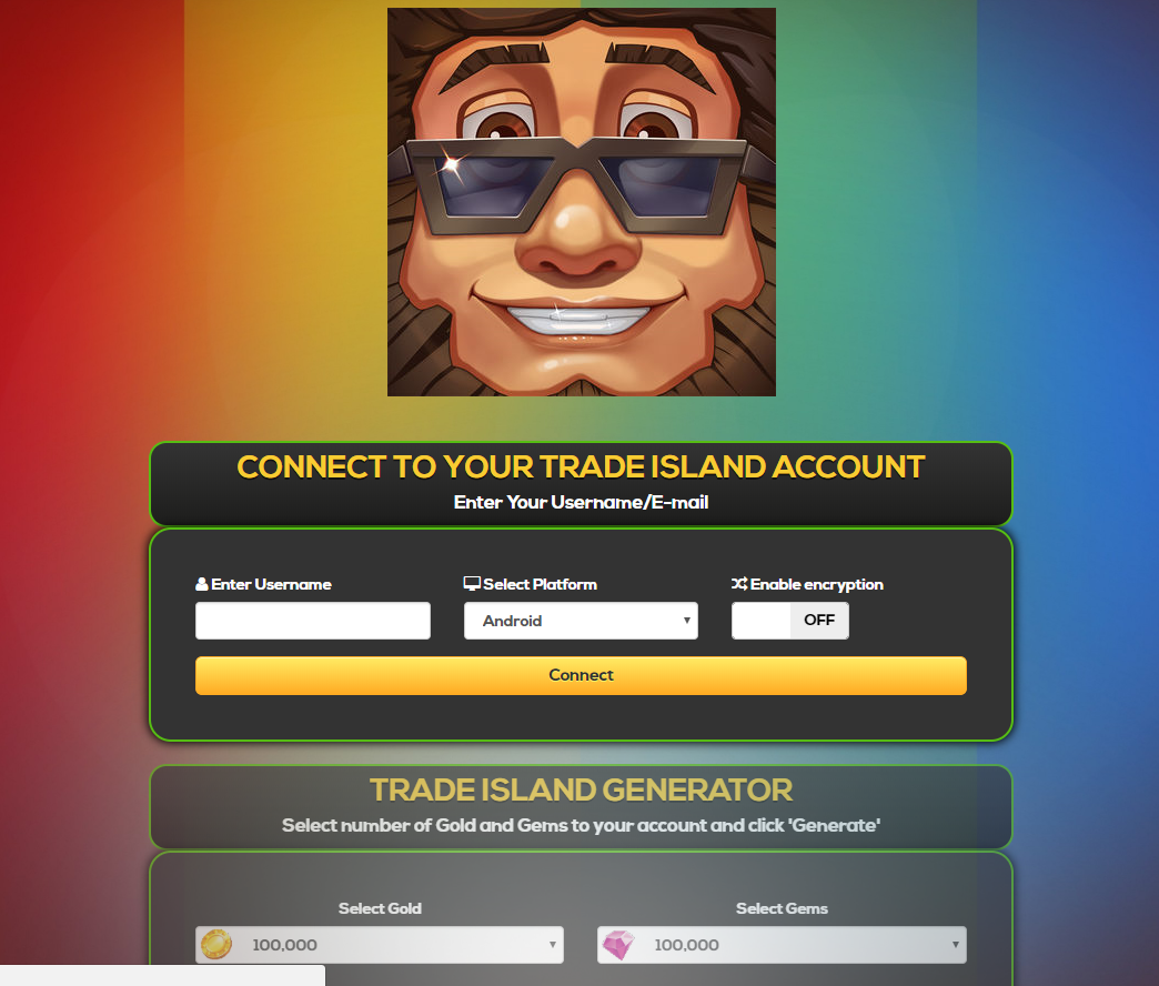 Trade Island Hack Cheats MOD APK Unlimited Gems [Android/iOS
