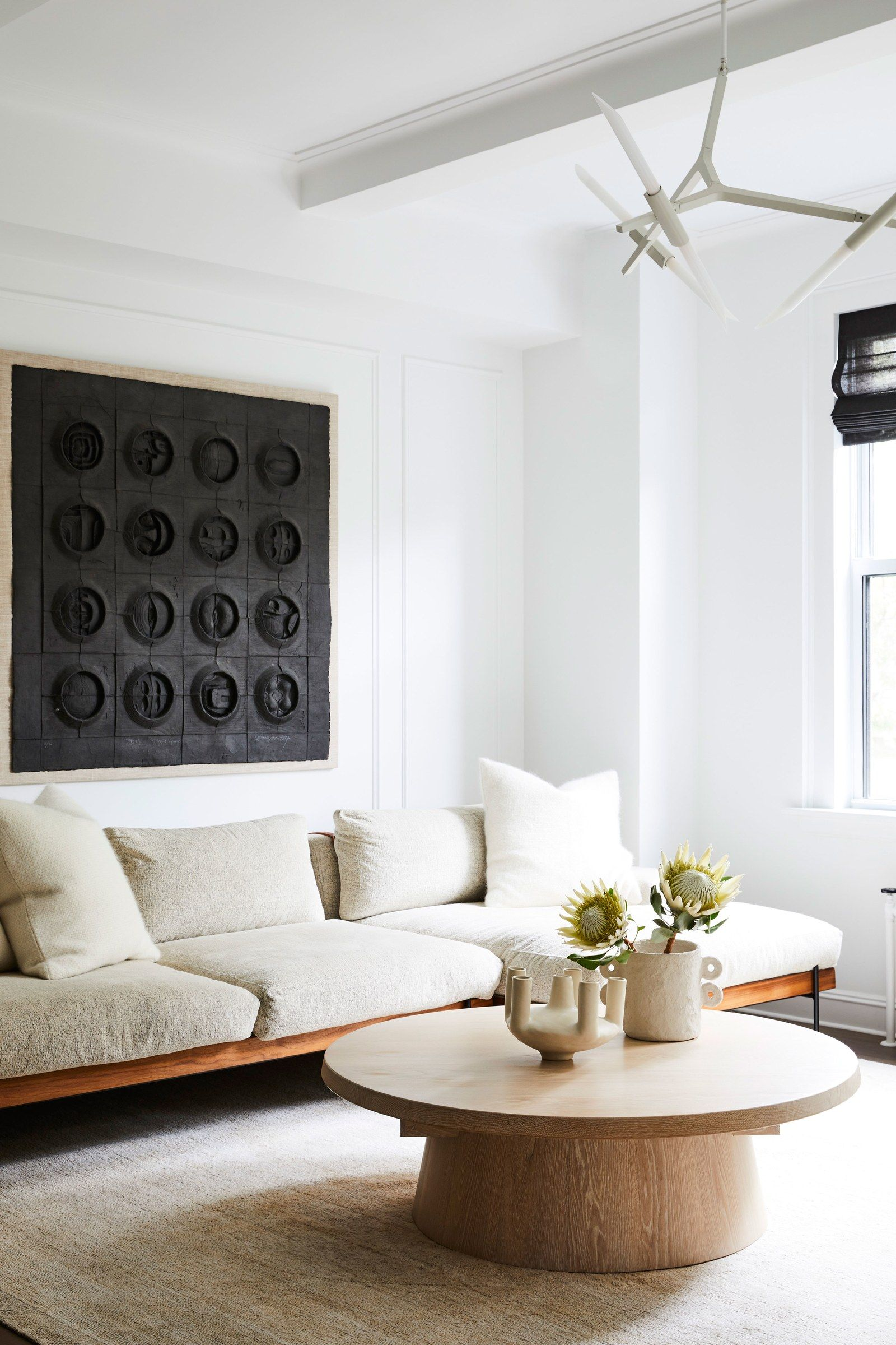 This Prewar Apartment Channels Old-School New York