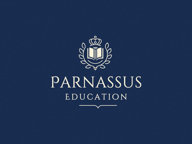 School Logo Design Mascot Design With Images Education Logo