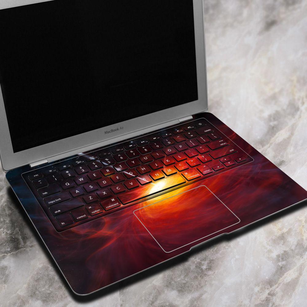 PAG Sun Light Exposure Laptop Decal Sticker Bubble Free
