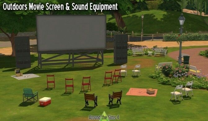 Download:http://sims4updates.net/objects/outdoor-movie-screen-set-by-sandy-at-around-the-sims-4/
