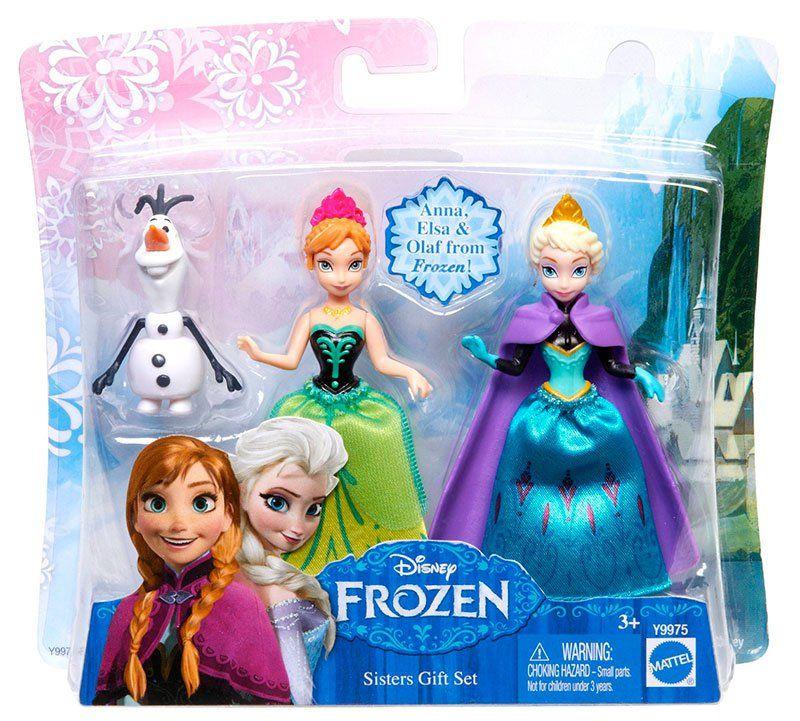 Muñecas Elsa Y Anna Y Olaf Frozen Muñecas De Frozen Frozen Disney Muñecos De Disney