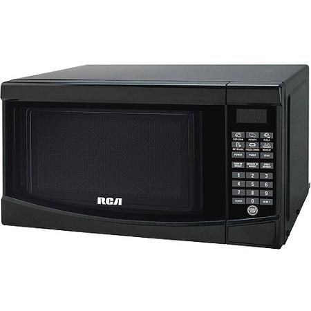 Rca 0 7 Cu Ft Microwave 49 At Walmart Countertop Microwave Oven