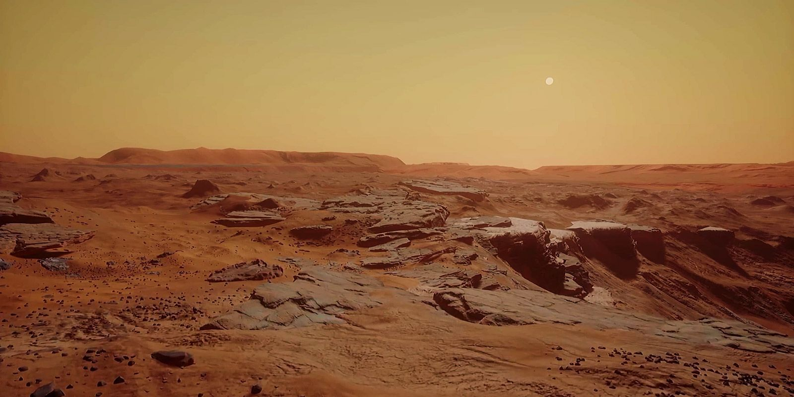 mars landscape images - HD1600×800