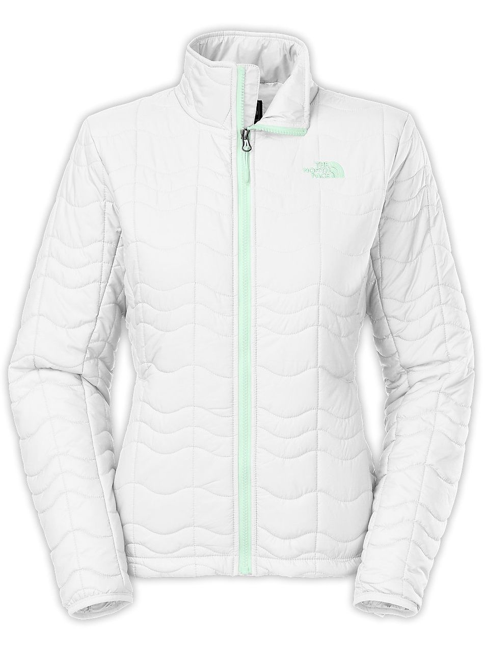 North Face Women S Bombay Jacket In White Jackets Winter Jackets Women Activewear Jackets [ 1280 x 954 Pixel ]