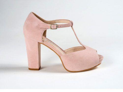 Octubre es rosa: zapatos para novias! 2