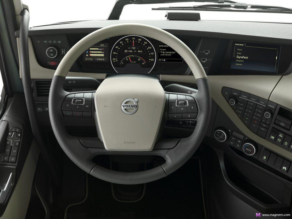 Volvo FH16 interior. #truck #trucks #interior #truckinterior #cabin ...