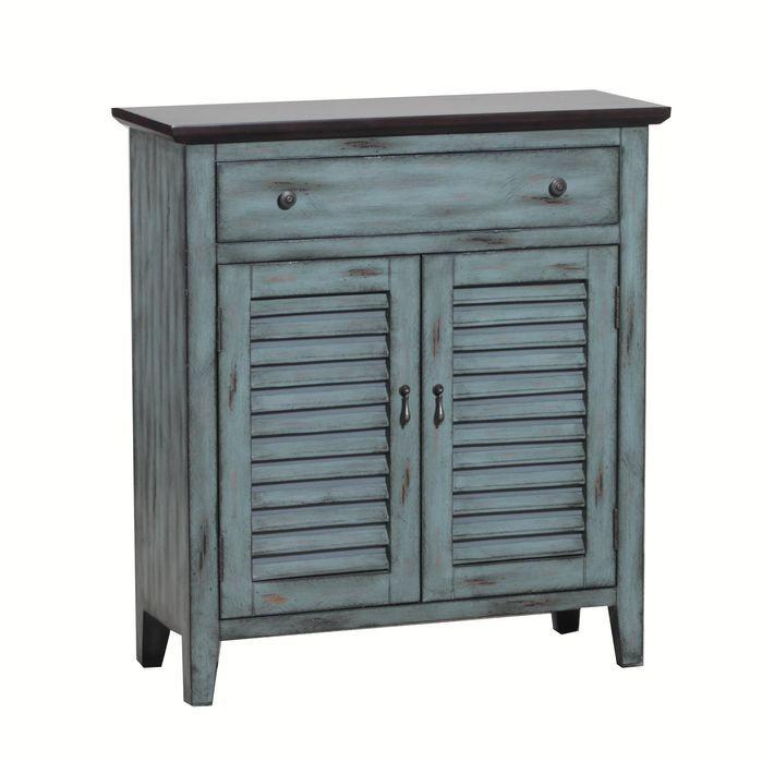 Tone Shutter 2 Door Cabinet