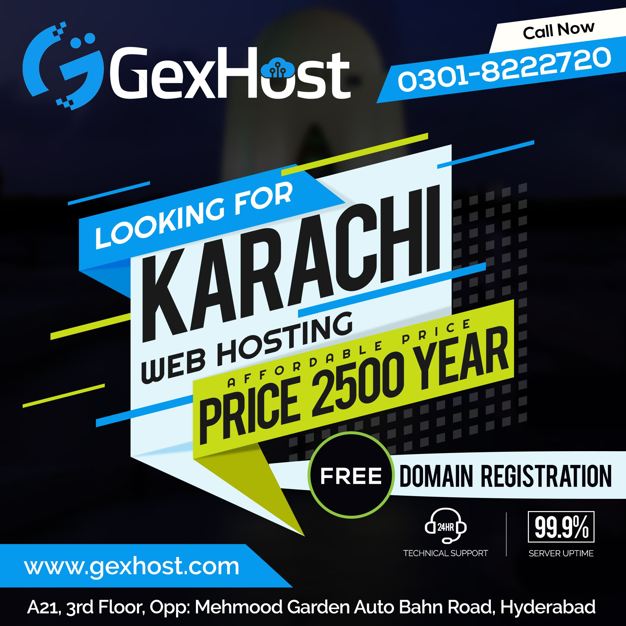 Pin by GexHost on Web Hosting Pakistan Learning web