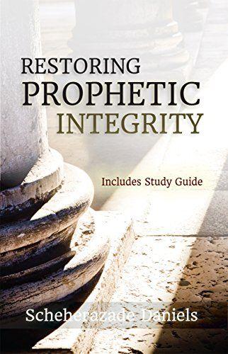 Restoring Prophetic Integrity by Scheherazade Daniels http://www.amazon.com/dp/0982873824/ref=cm_sw_r_pi_dp_wNV5wb0SC45F4