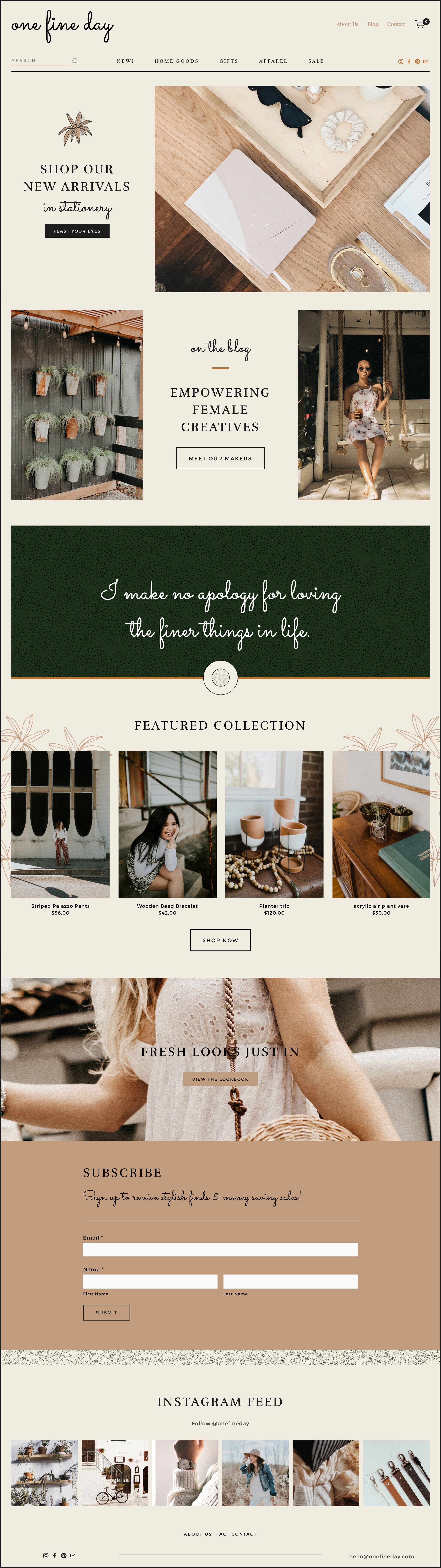 Earthy Muted And Organic Squarespace 7 0 Template Earthy Muted Organic Squarespace Web Design Inspiration Modern Web Design Website Design Inspiration