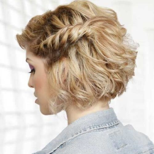 Short Hairstyles 50 Ideas On How To Rock Those Short Locks Hair Motive Hair Motive In 2020 Haircut For Thick Hair Braids For Short Hair Short Hair Styles