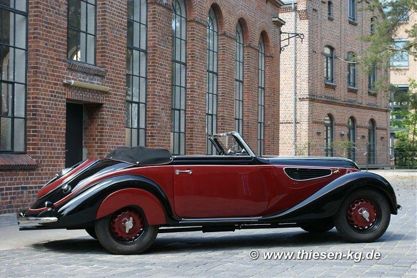 1939 BMW 327/328 Cabriolet | BMW 328 and 327 | Pinterest | BMW ...