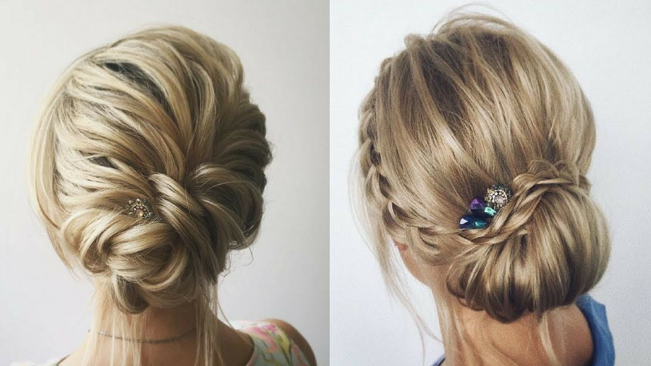 Quick Heatless Everyday Hairstyles Simple And Easy Beautiful