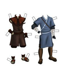 Sikka 2 Avatar The Last Airbender Free Printables, Downloads and Coloring Pages | SKGaleana