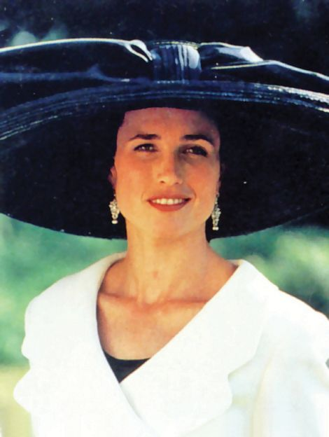 Four Weddings And A Funeral Big Hat Fancy Hats Hollywood Costume Kentucky Derby Hats