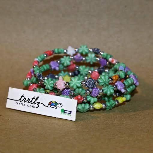 MDA Trrtlz Turtle's Bracelets- Want these so bad their so cute!!