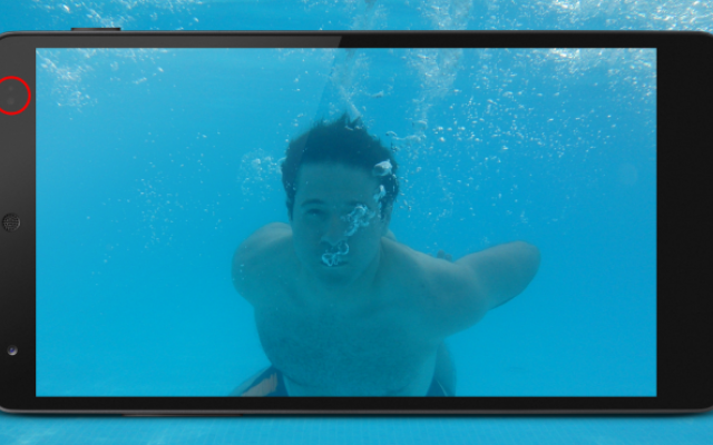 Aqua Camera Pro diventa gratis: per scattare foto sott'acqua basta il sensore di prossimità (video) #aquacamerapro #apk #android