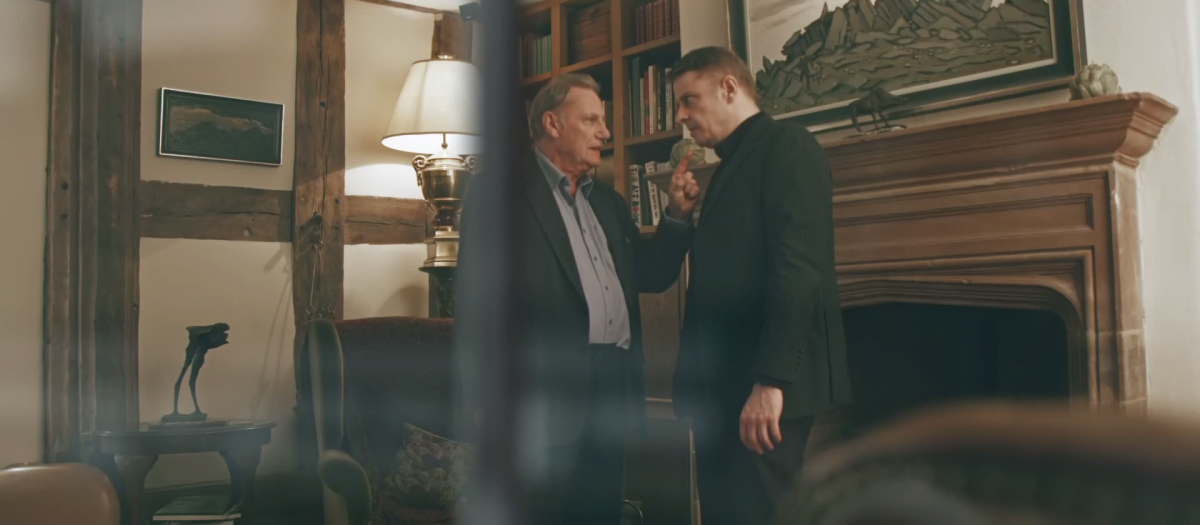 Contradiction – The Interactive Murder Mystery Movie with Paul Darrow