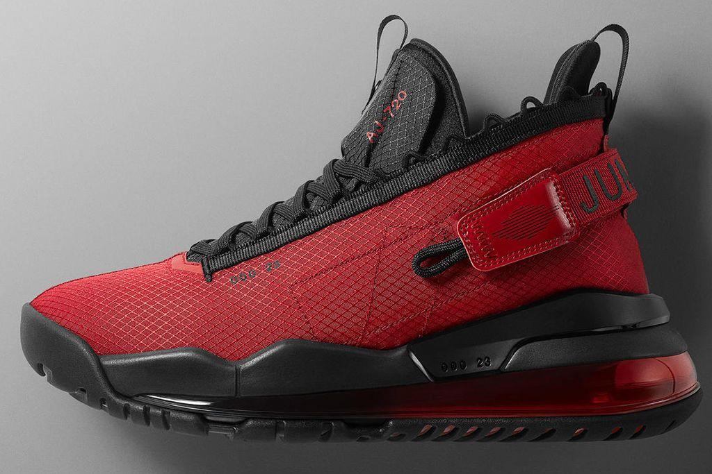 be4d566d Jordan Proto-Max 720 Nike Air Jordans, Nike Air Max, Красные Кроссовки,