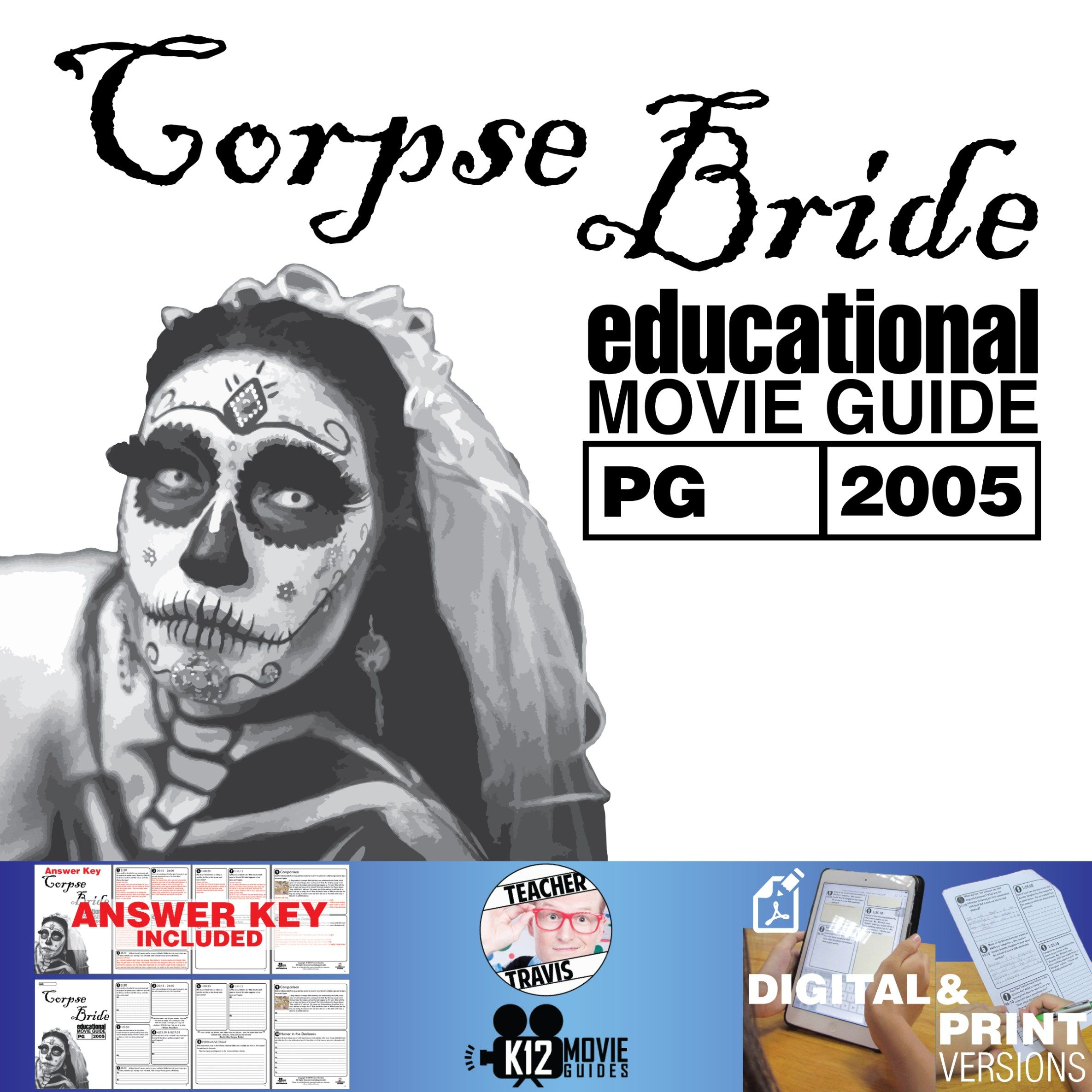 Corpse Bride Movie Guide
