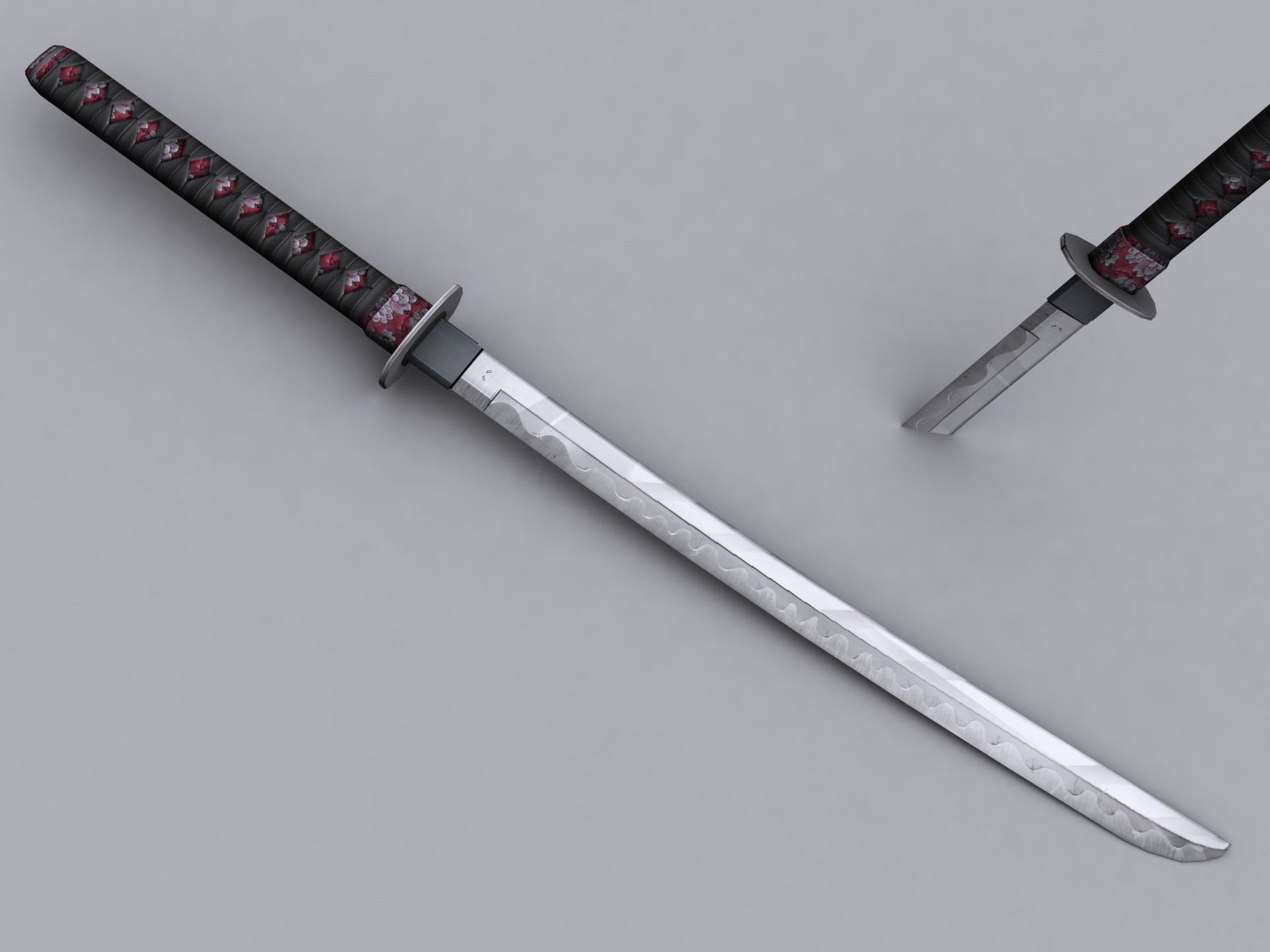 Japanese idea for a weapon