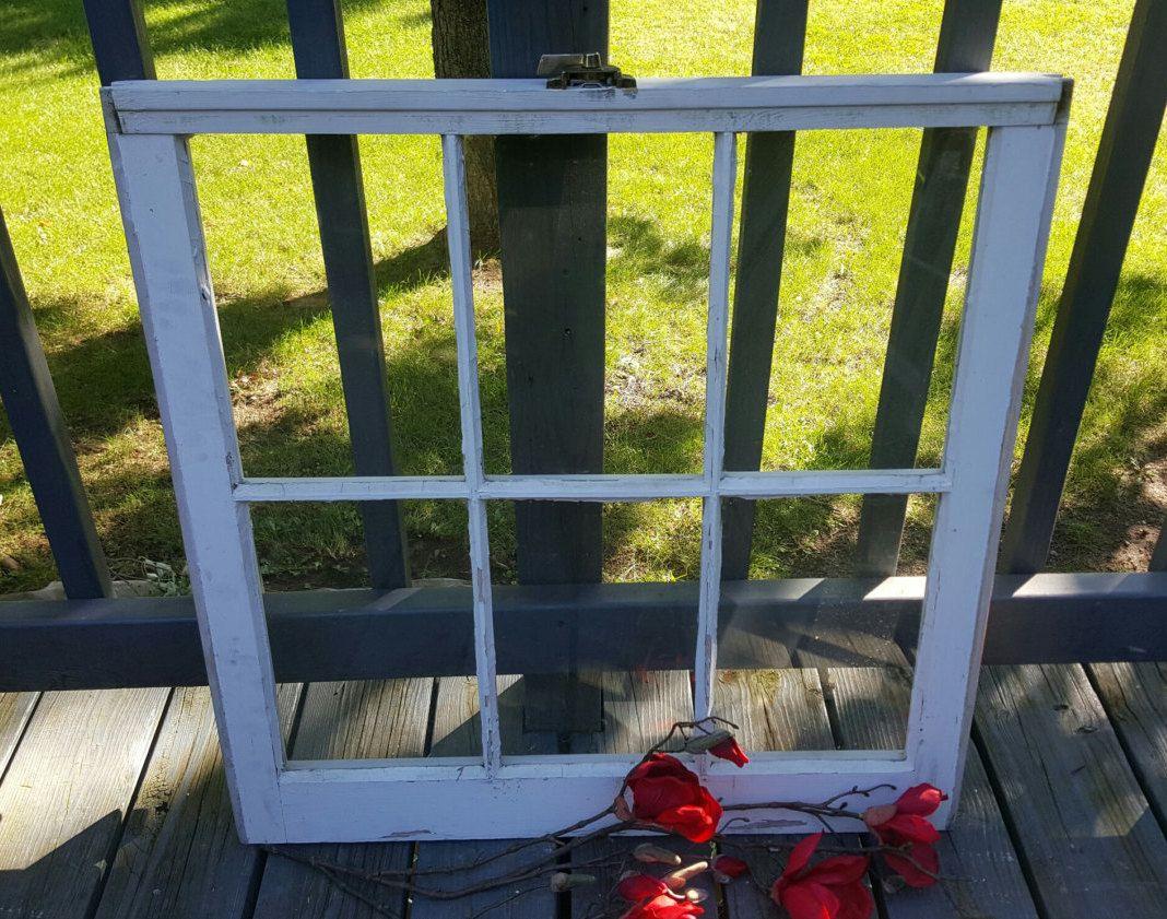 Wooden Window Frame Crafts Wood Window Frame Glass Pane 6 Pane Seating Chart Anniversary