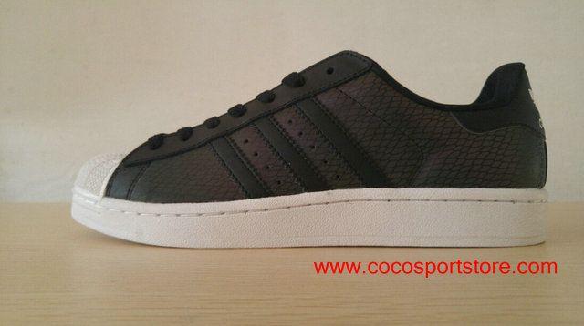 timeless design 5a599 39b61 Adidas SuperStar 2 Black Serpentine M20903 Reflective Womens Originals   68.00