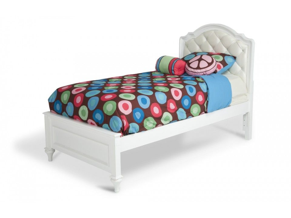 madelyn upholstered twin bed kids beds u0026 headboards kids furniture bobu0027s discount furniture