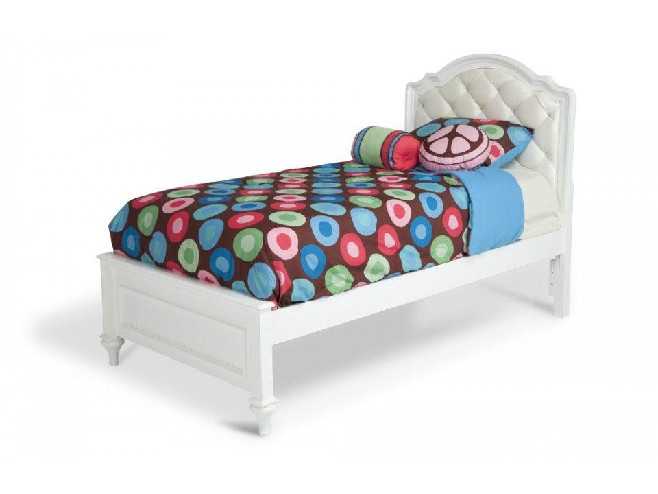 Madelyn Upholstered Twin Bed | Kids Beds U0026 Headboards | Kids Furniture |  Bobu0027s Discount Furniture