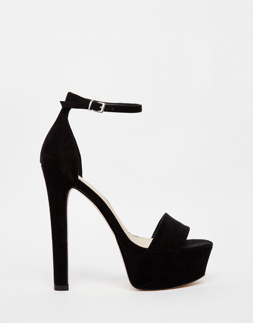 26427125627a ASOS HICKORY Heeled Sandals
