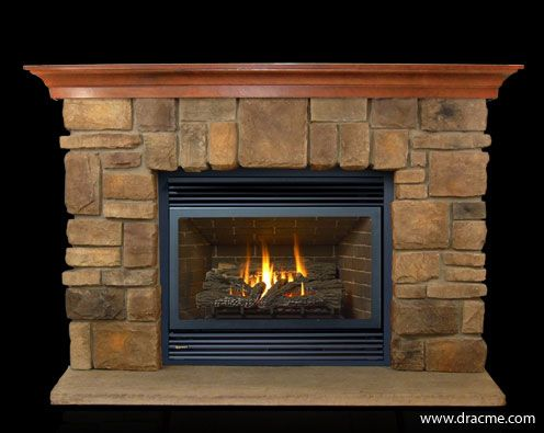 Superb Dimplex Fieldstone Rustic Electric Fireplace Mantel Home Interior And Landscaping Ologienasavecom