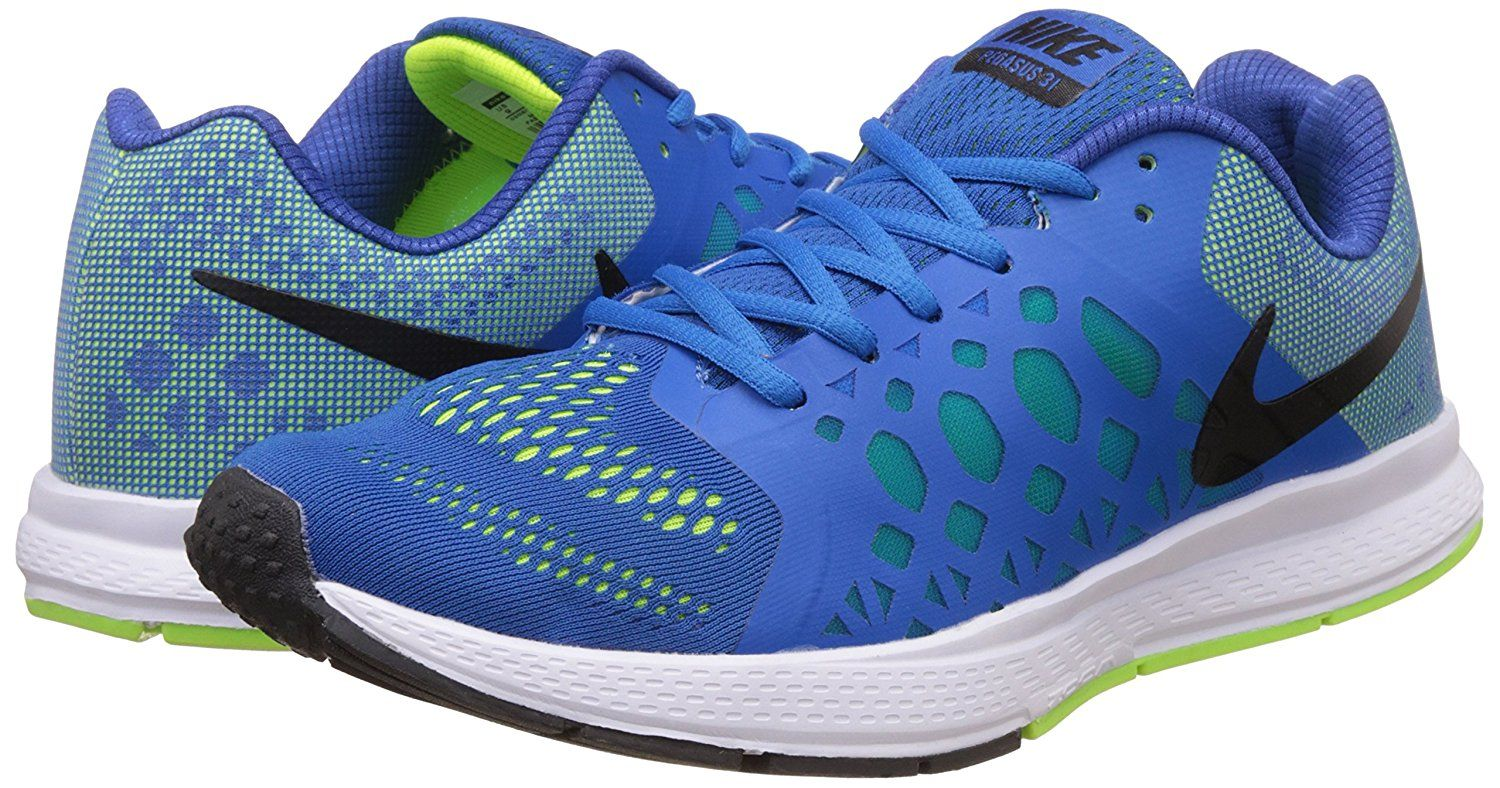 51ea9d2067b Nike Men s Air Zoom Pegasus 31 Running Shoes  Buy Online at Low Prices in  India - Amazon.in