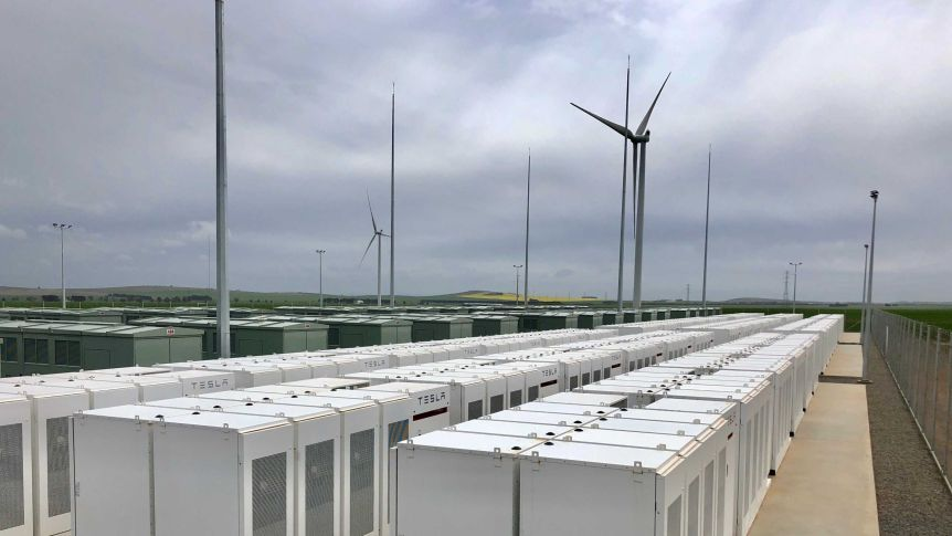Victorias New Tesla Battery In Moorabool To Drive Down Power Prices State Government Says Lắp đặt đi In 2020 Tesla Battery Electricity Prices Renewable Energy Projects