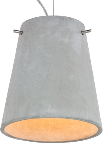 IRA Pendant lamp in concrete by Made.com