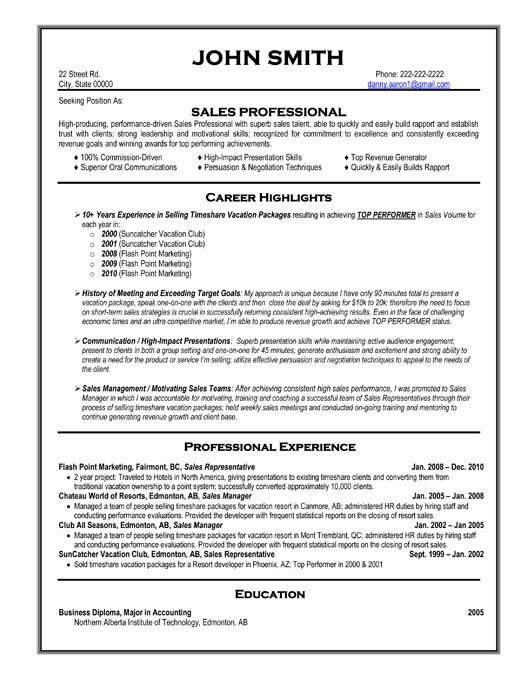 Click Here to Download this Sales Professional Resume Template - i need a resume template