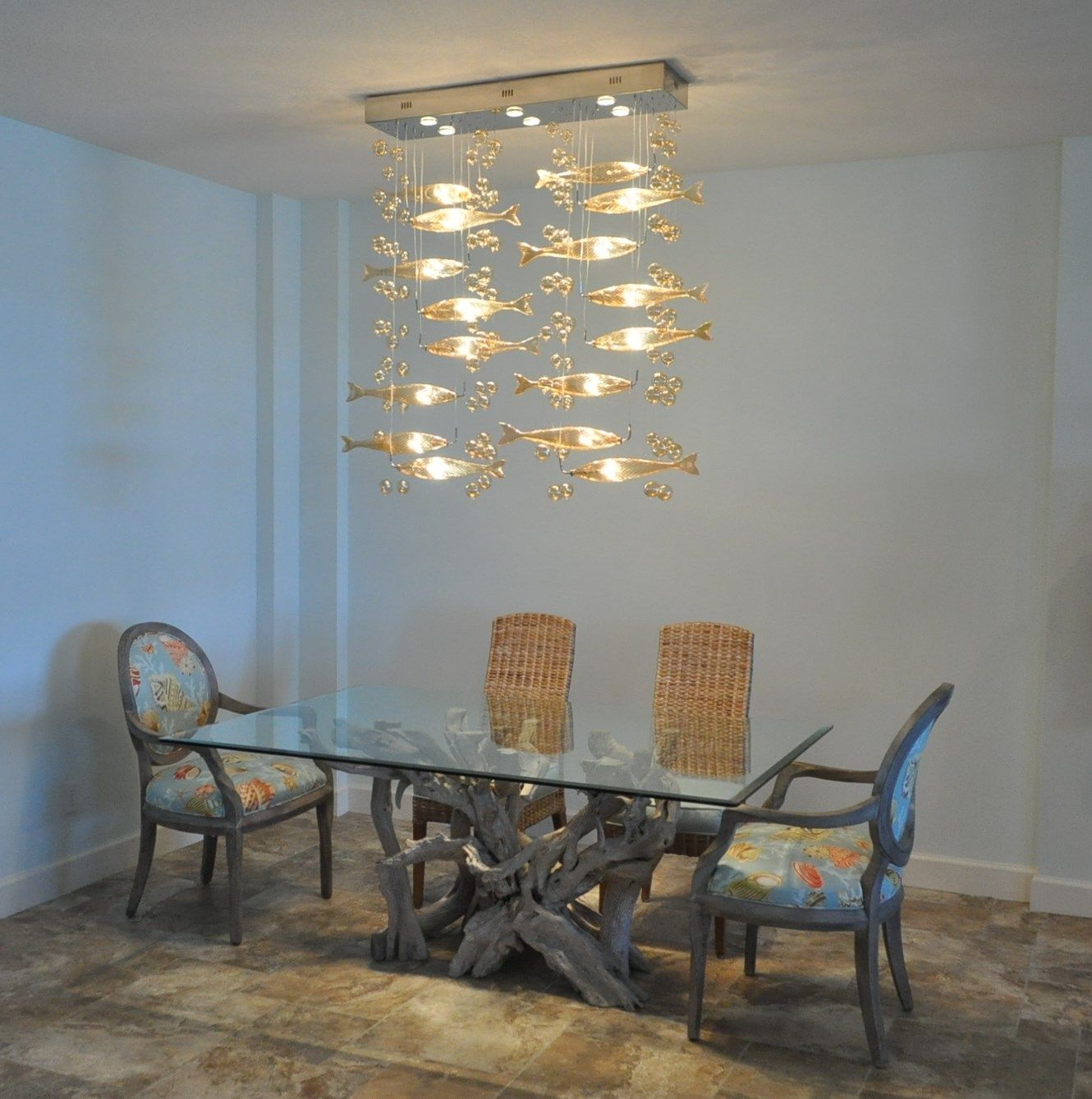 Driftwood dining table can be made by www.anythingdriftwood.weebly.com from FL Keys driftwood.