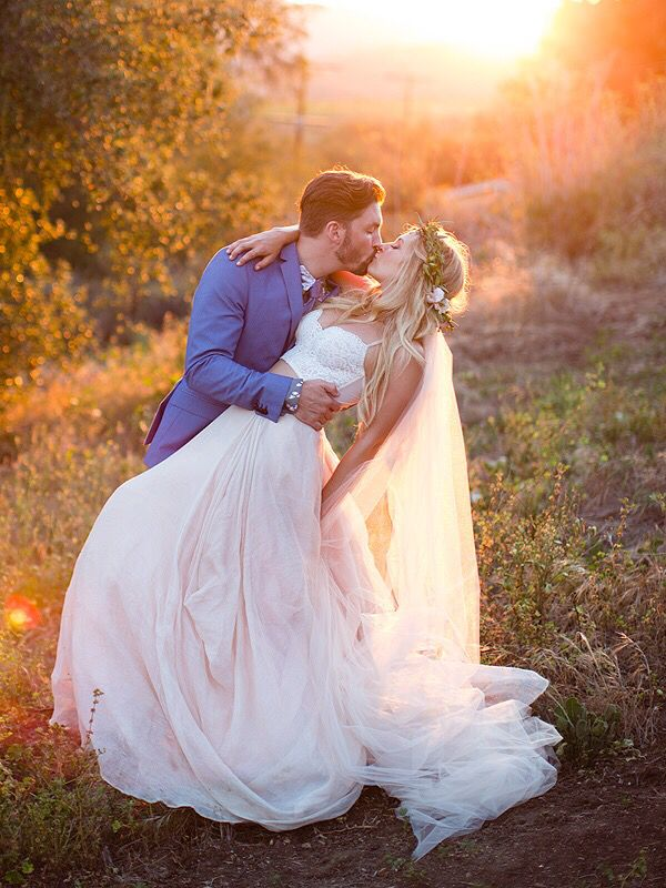 Vanessa Ray and Landon Beard get married at Condors Nest Ranch!!