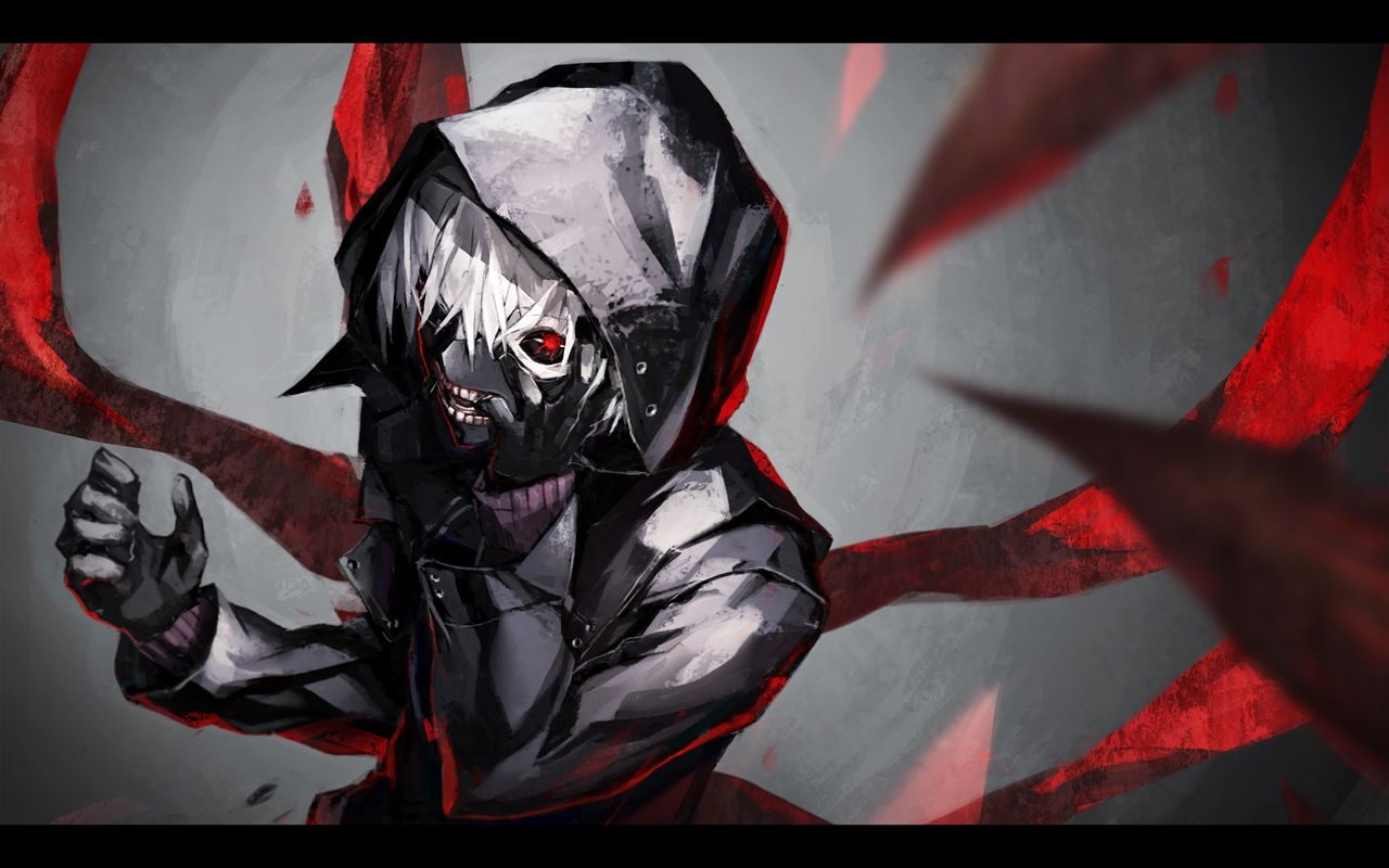 Google themes tokyo ghoul